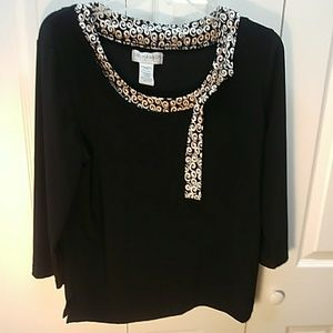 Classy Blouse With Style!!!